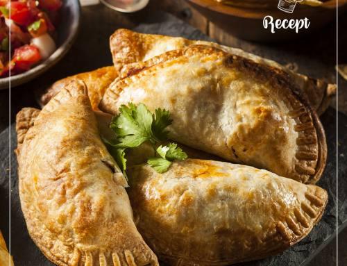 Pikantne školjkice sa globus mađarskom mješavinom i sirom